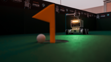 Photo of دبي تستضيف أول مباراة جولف بين الروبوتات في الشرق الأوسط