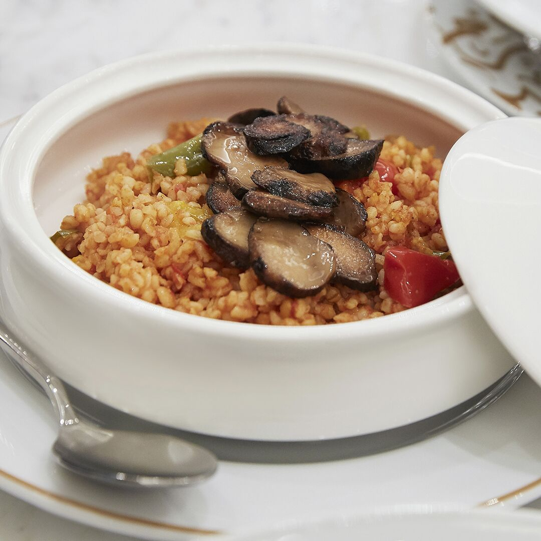 نظرة على مطعم صح النوم في جزيرة بلوواترز دبي