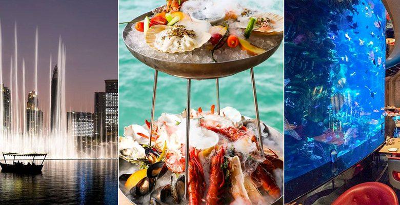 5 أفضل المطاعم في دبي خلال سنة 2019