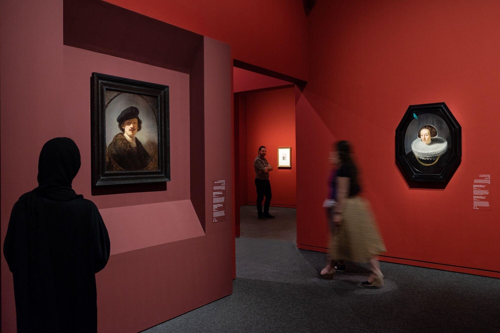 أحدث الفعاليات و الانشطة في متحف اللوفر أبوظبي خلال شهر أبريل