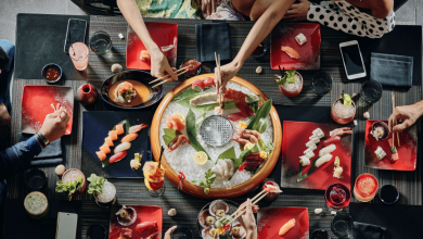 Photo of مطعم كيو يقدم برنش يعكس الجوهر الحقيقي للثقافة اليابانية