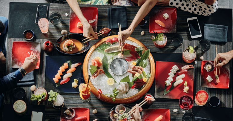 مطعم كيو يقدم برنش يعكس الجوهر الحقيقي للثقافة اليابانية