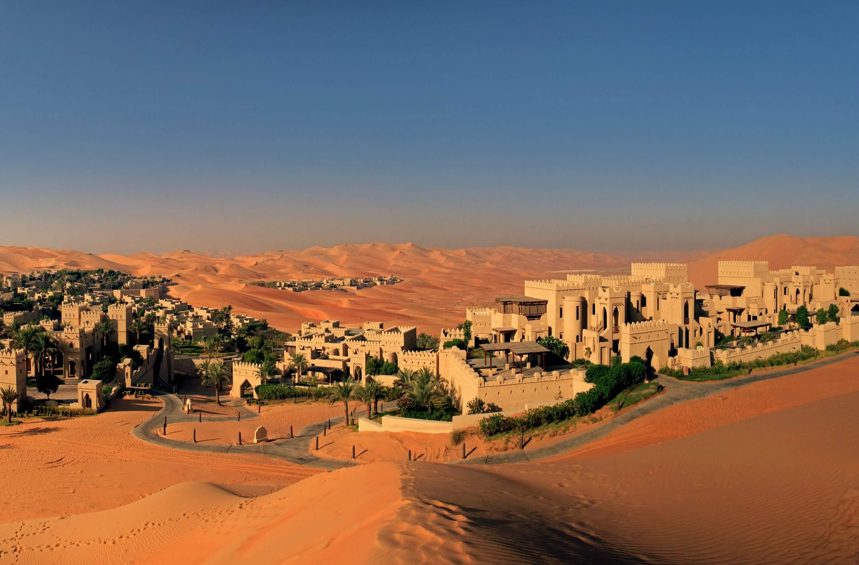 قصر السراب منتجع الصحراء يحصد لقب جديد ليضاف الى قائمة ألقابه