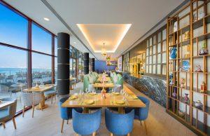 مطعم مازا يقدم بوفيه إفطار فاخر خلال شهر رمضان 2019