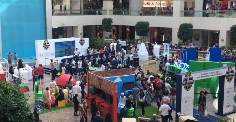 أبوظبي تستضيف مهرجان ياس للألعاب الإلكترونية 2019
