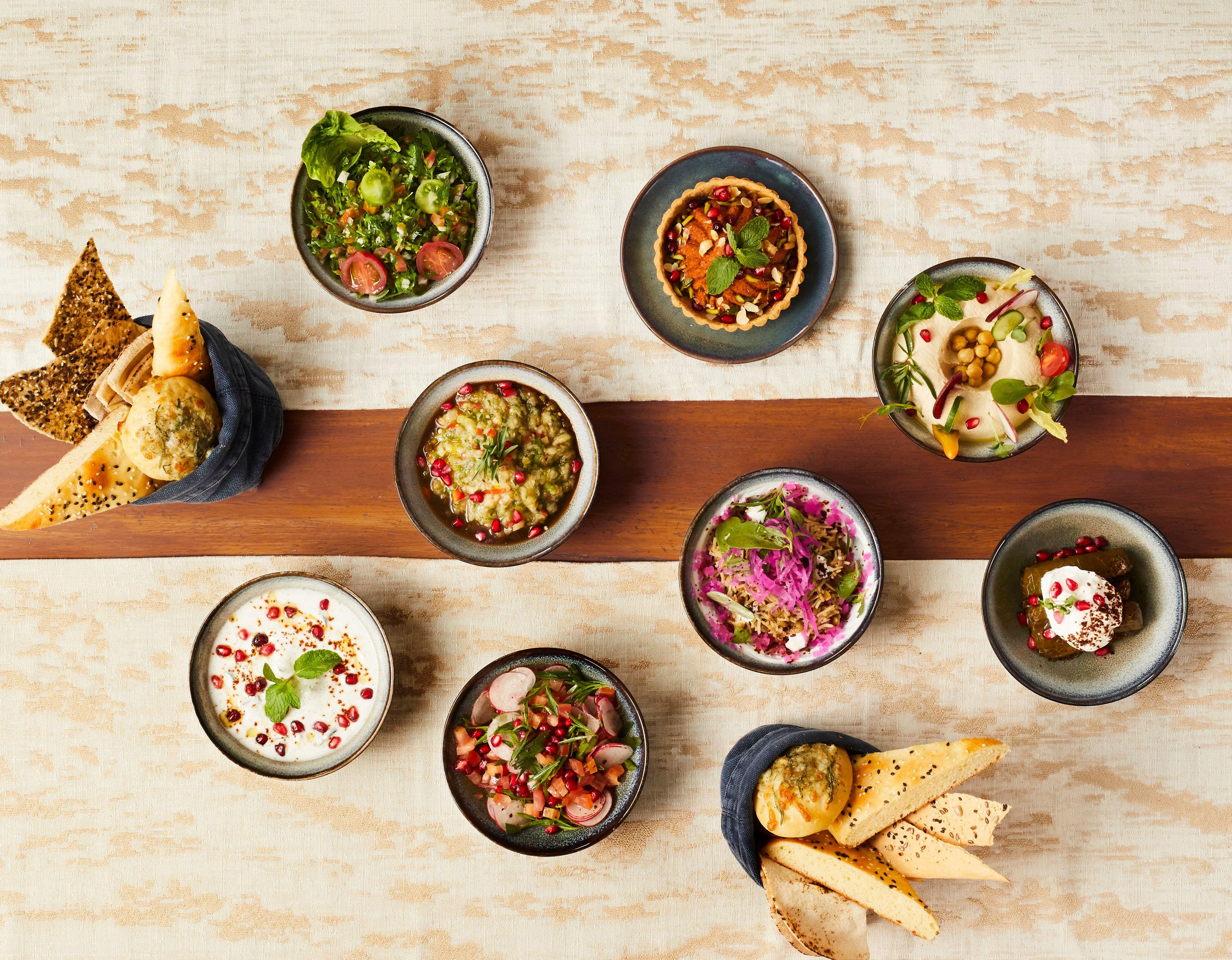 مطعم شيفال يحتفي بشهر رمضان المبارك بعروض طعام مميزة