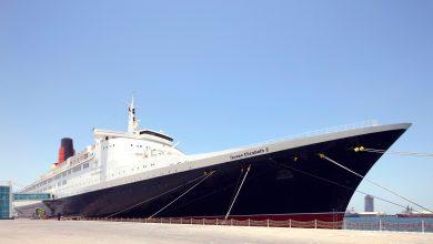 Photo of سفينة كوين إليزابيث 2 يحتفل بالعيد الثالث والتسعينللملكة إليزابيث الثانية