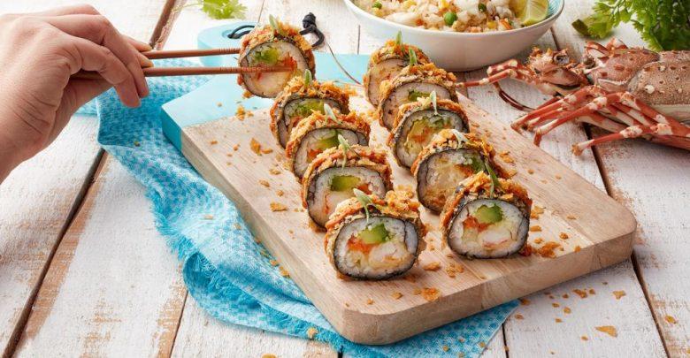 سومو سوشي آند بينتو يضيق طبقين جديدين الى قائمة طعامه