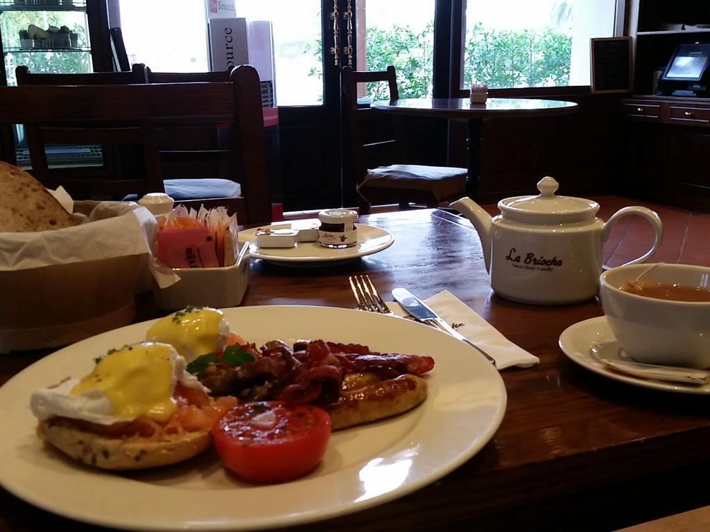 أبرز 12 مطعم في بلوواترز دبي