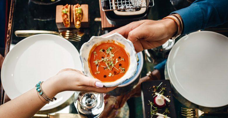 مطعم كويا دبي