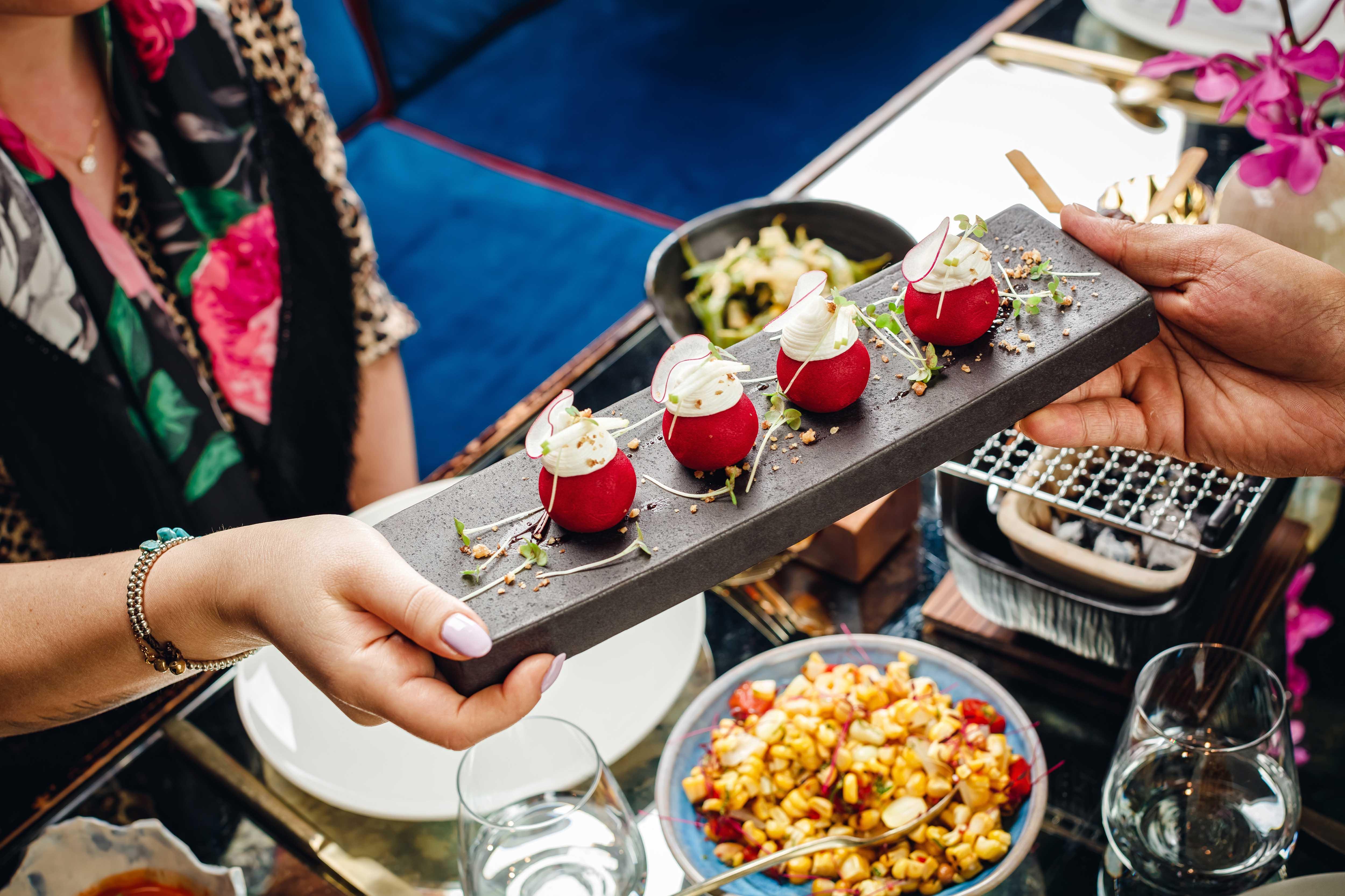 بوفيه الإفطار الرمضاني من مطعم كويا دبي لرمضان 2019