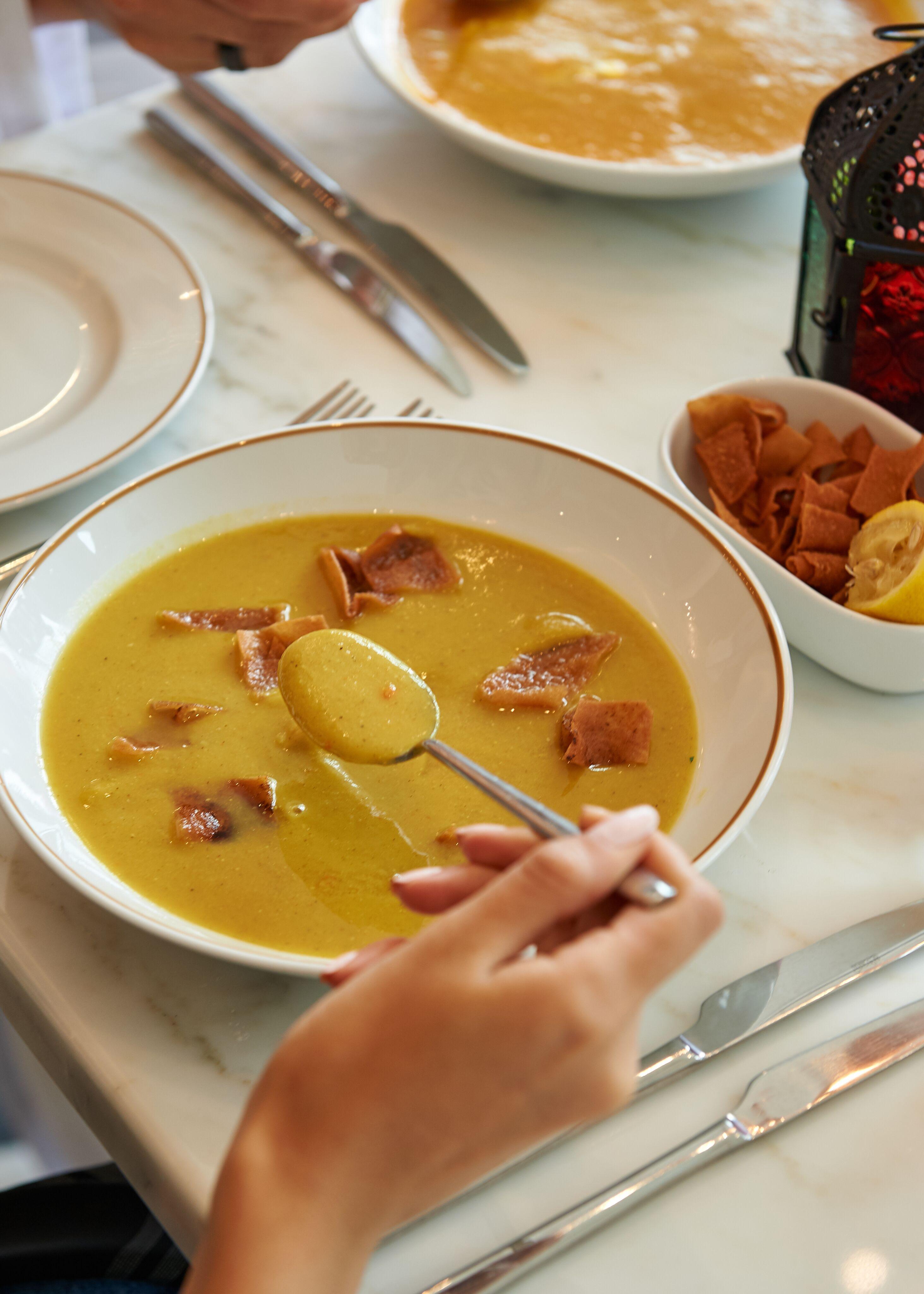 مطعم صح النوم يقدم تجربة رمضانية سورية تجدب الأذواق