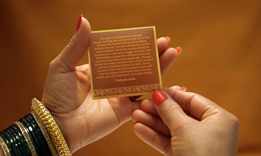 شركة إنديا غيت تطلق حملة تبرع لملايين المحتاجين في العالم