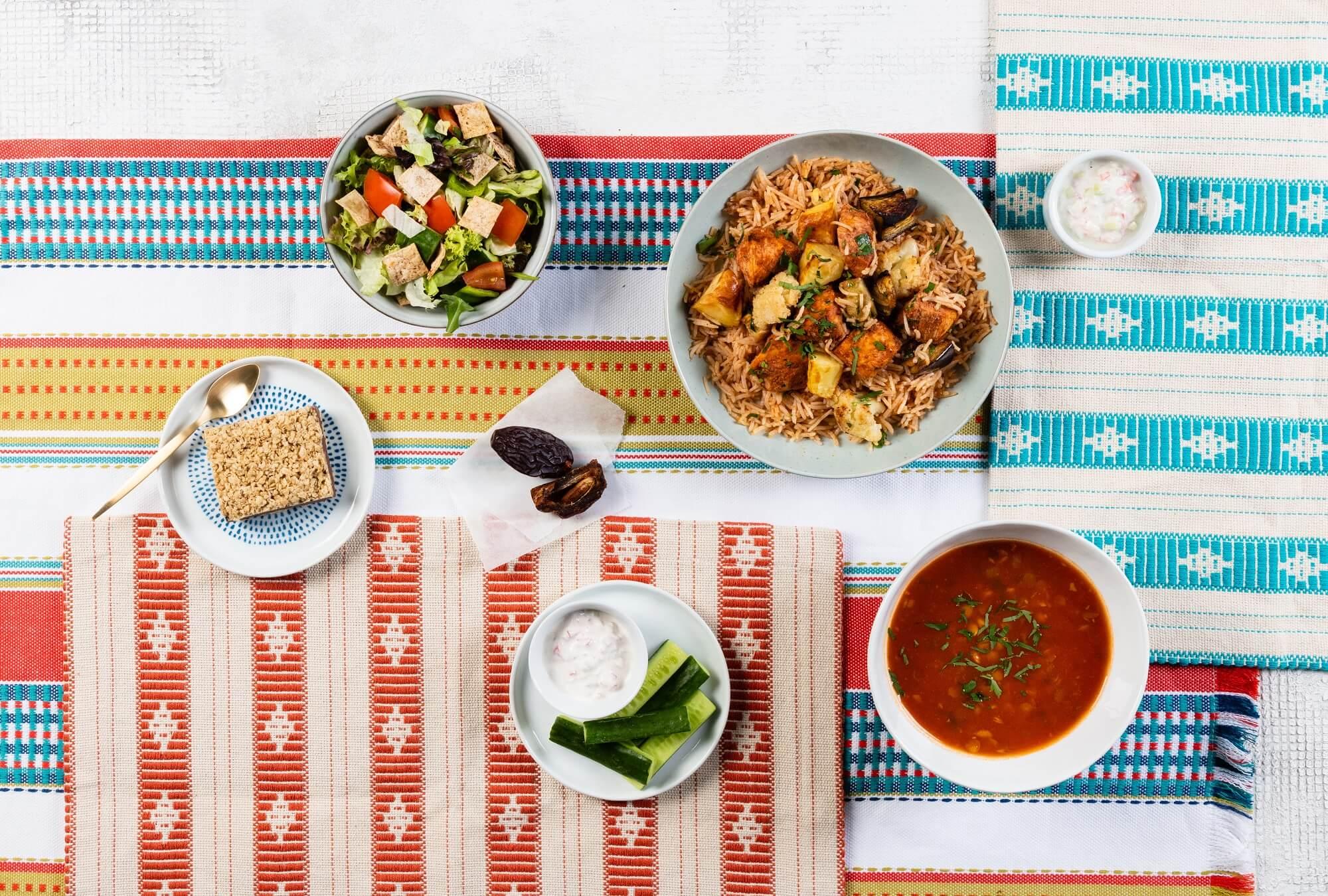 مطاعم كي كال تقدم قائمة طعام جديدة كلياً لشهر رمضان المبارك