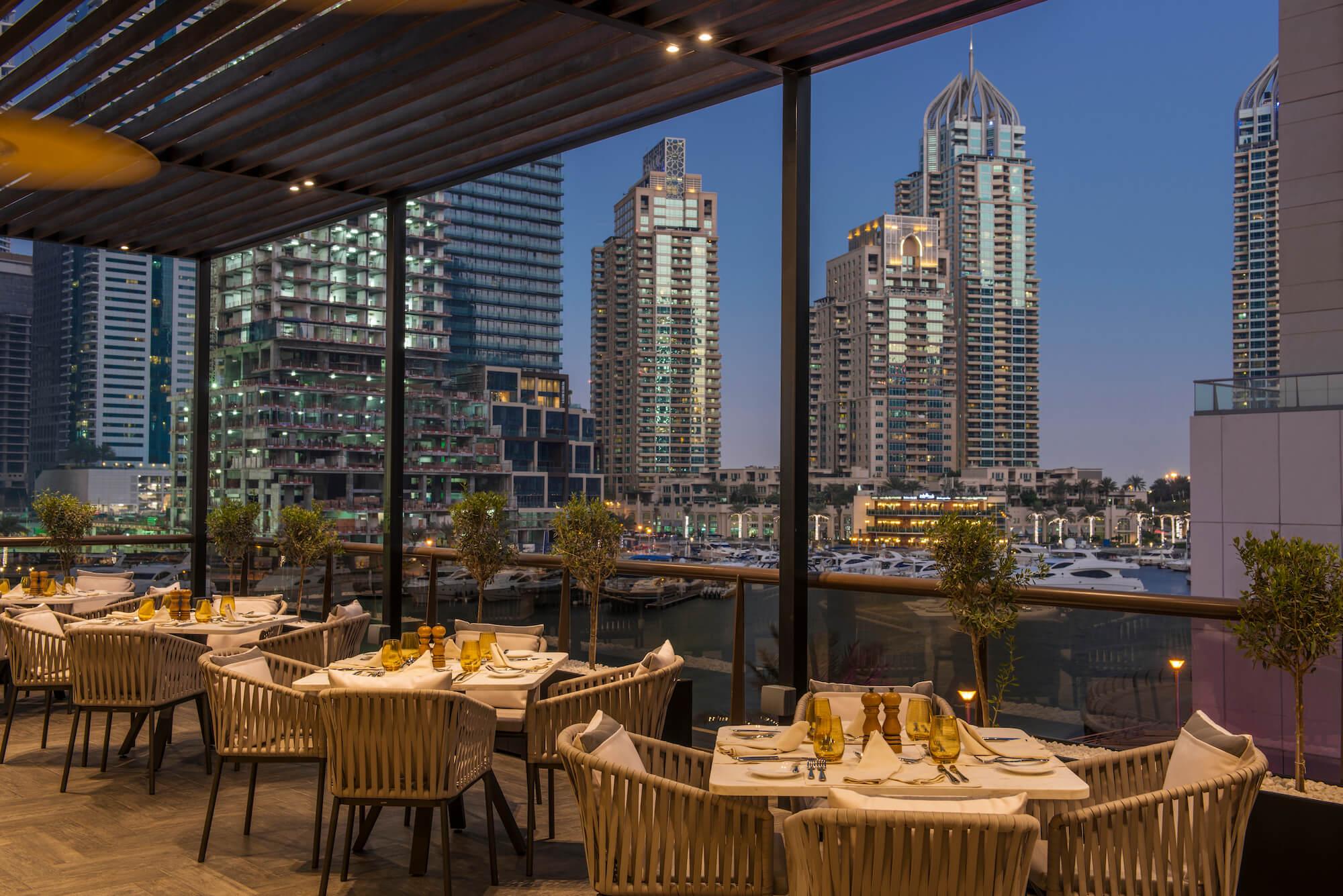 جروفنر هاوس دبي يقدم إفطار رمضاني شهي خلال رمضان 2019