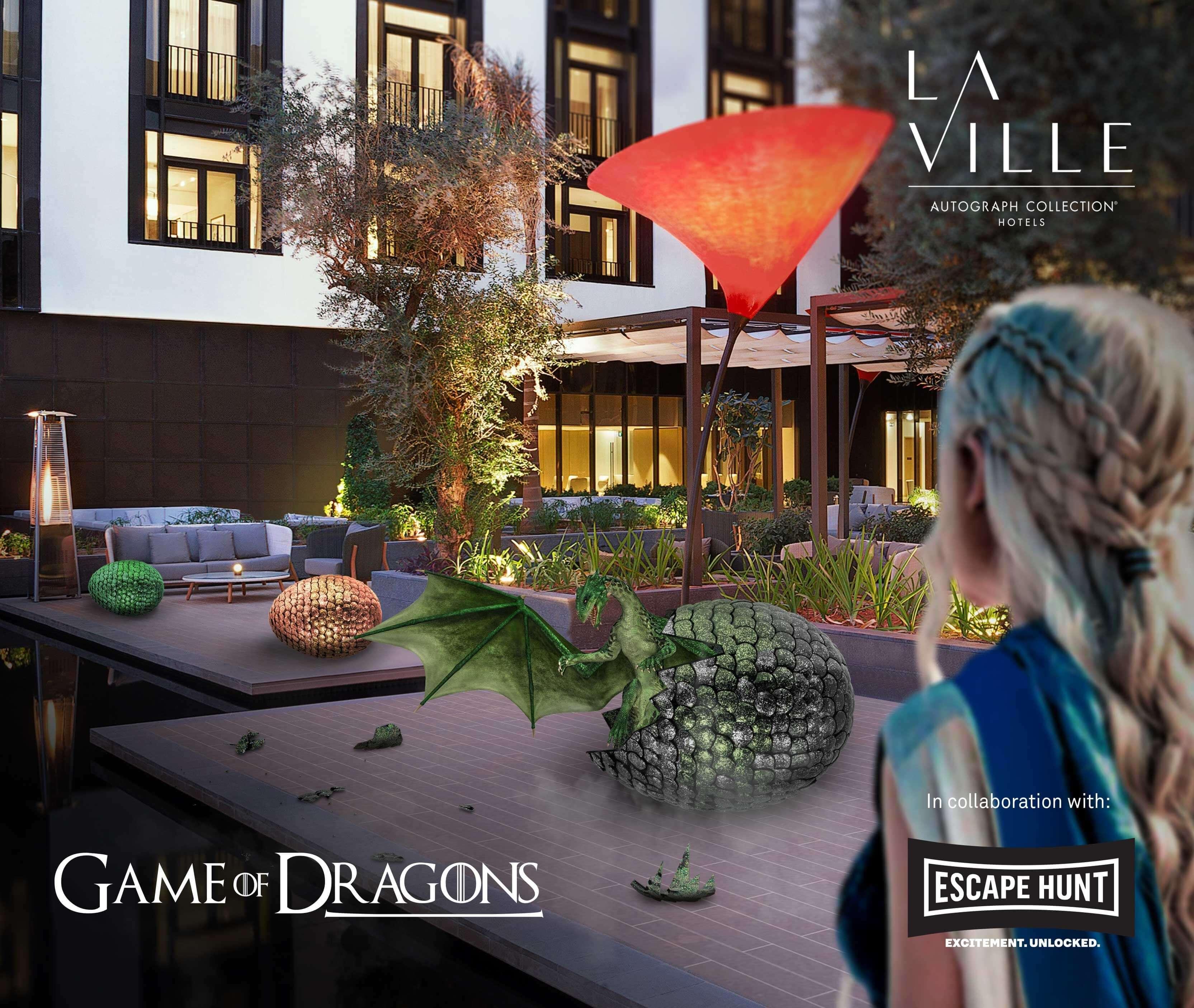 فندق وأجنحة لافيل يحتفل بعيد الفصح بلعبة بحث مشوقة