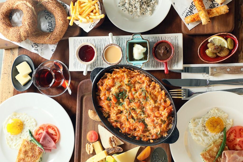 مطعم غوركان شيف ستيك هاوس