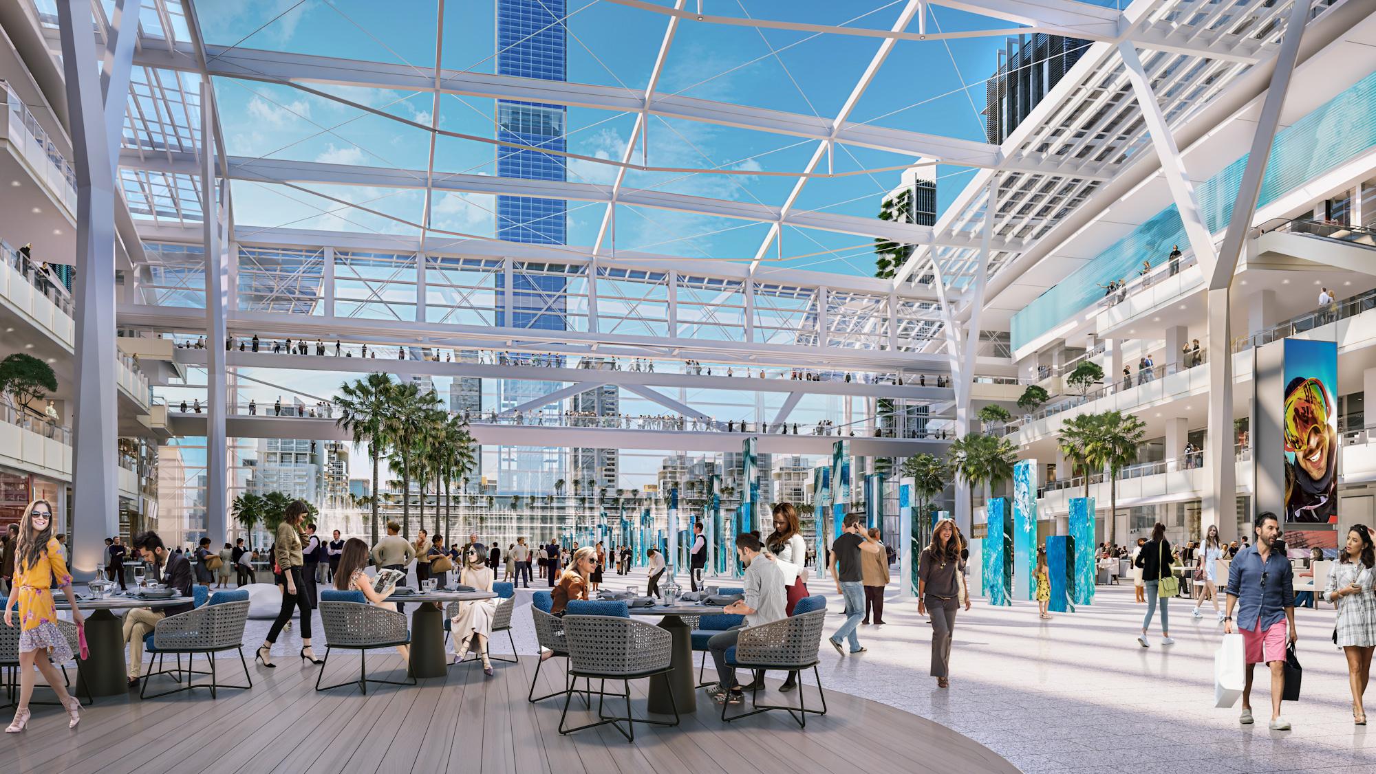 دبي تحتضن أول مسار داخلي كهربائي لسيارات السباق الصغيرة