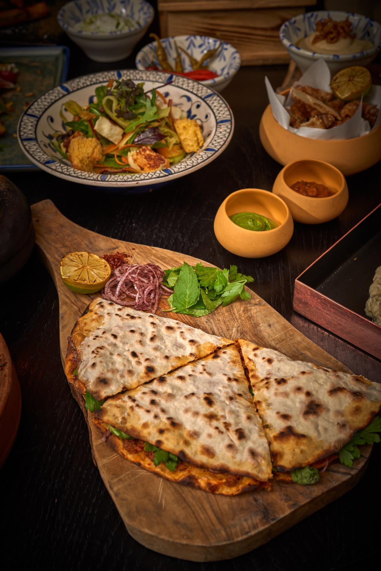 مطعم رؤيا دبي يكشف عن قائمة طعامه احتفاءً بحلول شهر رمضان 2019