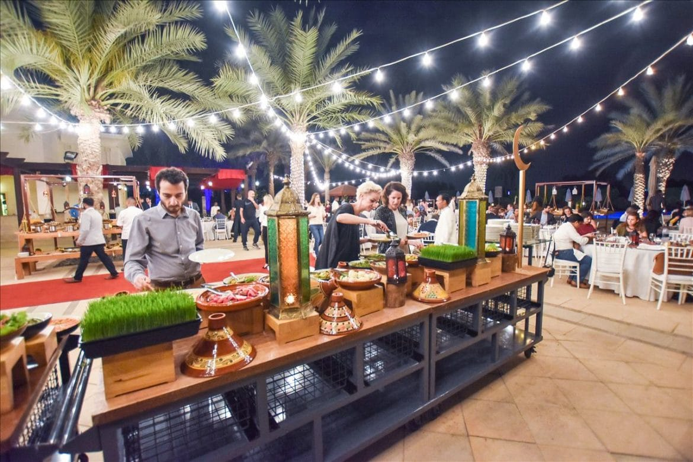 مطعم أكوافيفيا دبي يقدم مأدبة إفطار شهية طوال رمضان الكريم
