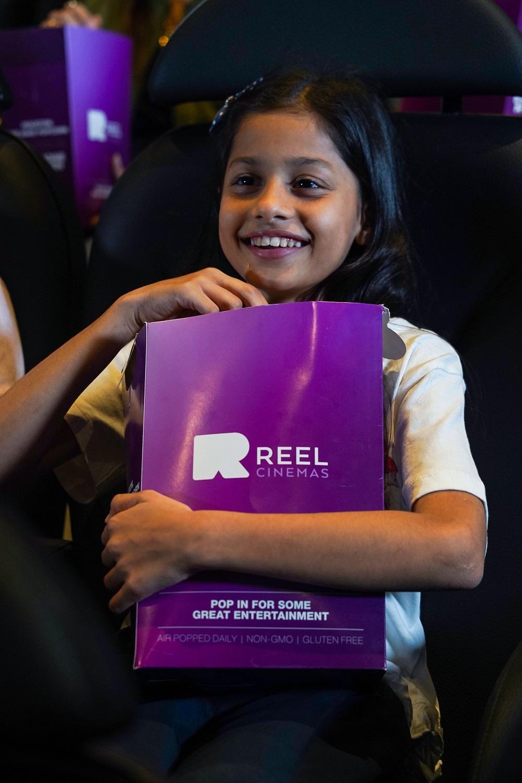 مجمع ريل سينما الجديد المرتقب يفتتح أبوابه في مركز الغرير دبي