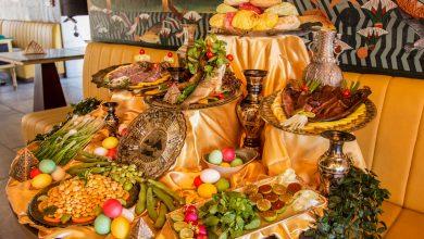 Photo of مطعم خوفو يقدم قائمة طعام لذيذة إحتفالاً بمهرجان شم النسيم