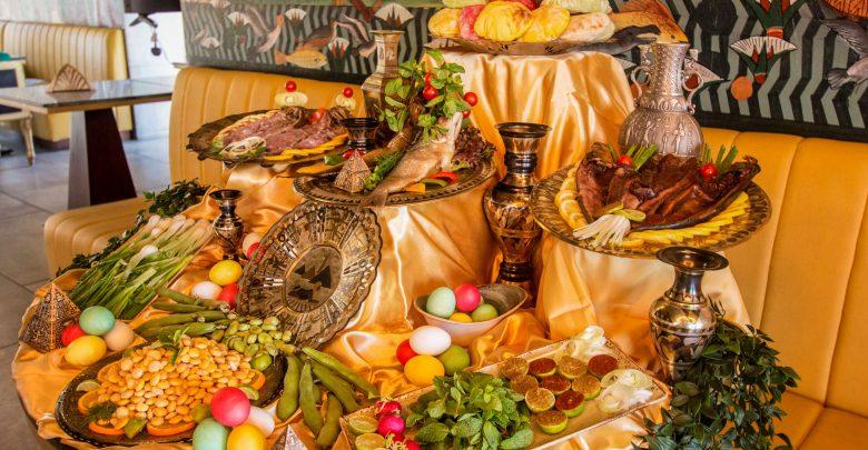 مطعم خوفو يقدم قائمة طعام لذيذة إحتفالاً بمهرجان شم النسيم