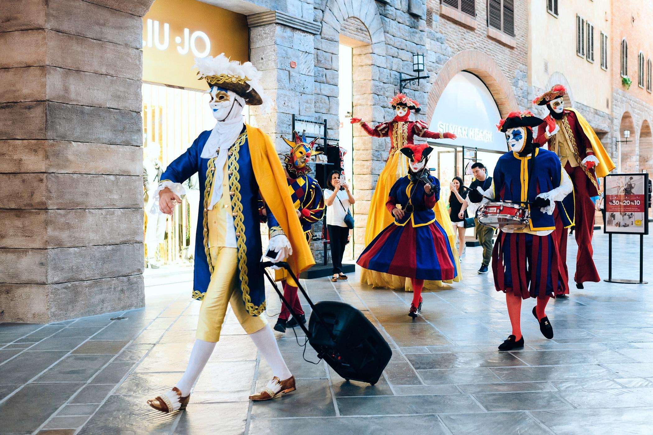 ترقبوا النسخة الخامسة من مهرجان 3 أيام تخفيضات كبرى في ذا أوتلت فيليدج