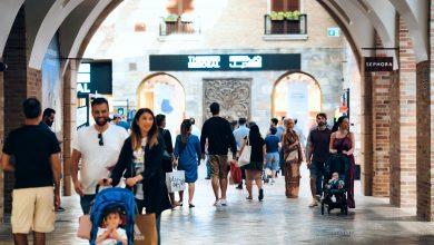 صورة ترقبوا النسخة الخامسة من مهرجان 3 أيام تخفيضات كبرى في ذا أوتلت فيليدج