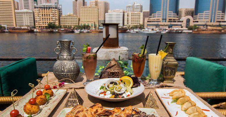 مطعم خوفو يقدم قائمة غداء جديدة بسعر 49 درهم إماراتي فقط