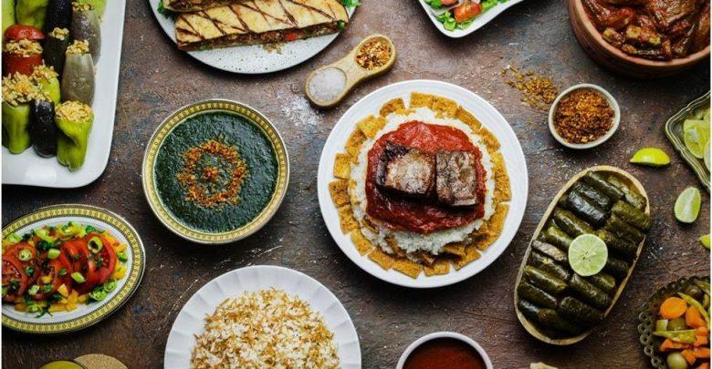 مطعم ليفل ام يقدم مائدة إفطار فاخرة في مطعم ليفل ام دبي خلال رمضان 2019