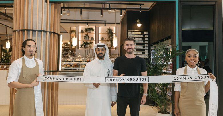 إفتتاح فرعٍ جديد لمقهى كومون جراوندز في أبراج بحيرات جميرا دبي