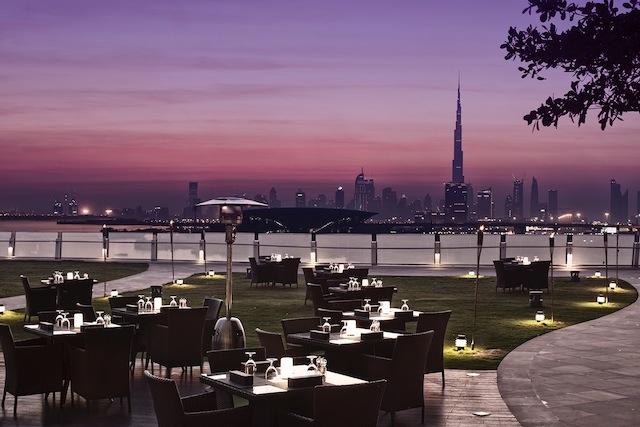 عروض الطعام في دبي فيستفال سيتي خلال رمضان المبارك 2019