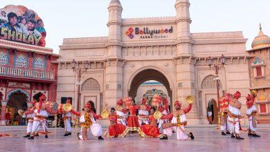 صورة بوليوود باركس دبي يستضيف احتفالات نافراتري الكبرى خلال أكتوبر المقبل