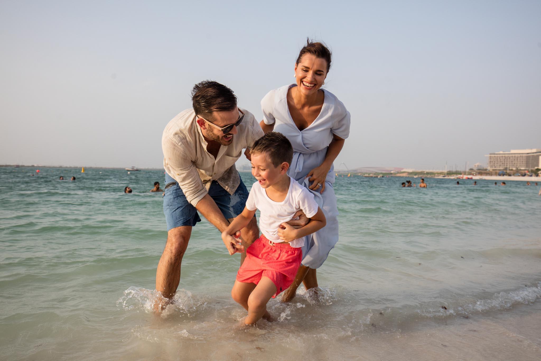 جزيرة ياس تكشف عن باقة عروضها العائلية الخاصة بموسم الصيف 2019