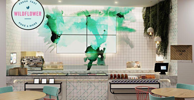 مطعم وايلد فلاور للمأكولات الصحية يفتتح أبوابه في مدينة دبي للاستوديوهات