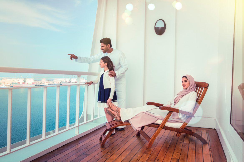 عروض مميزة للأزواج والعائلات في سفينة كوين إليزابيث 2 بمناسبة عيد الفطر
