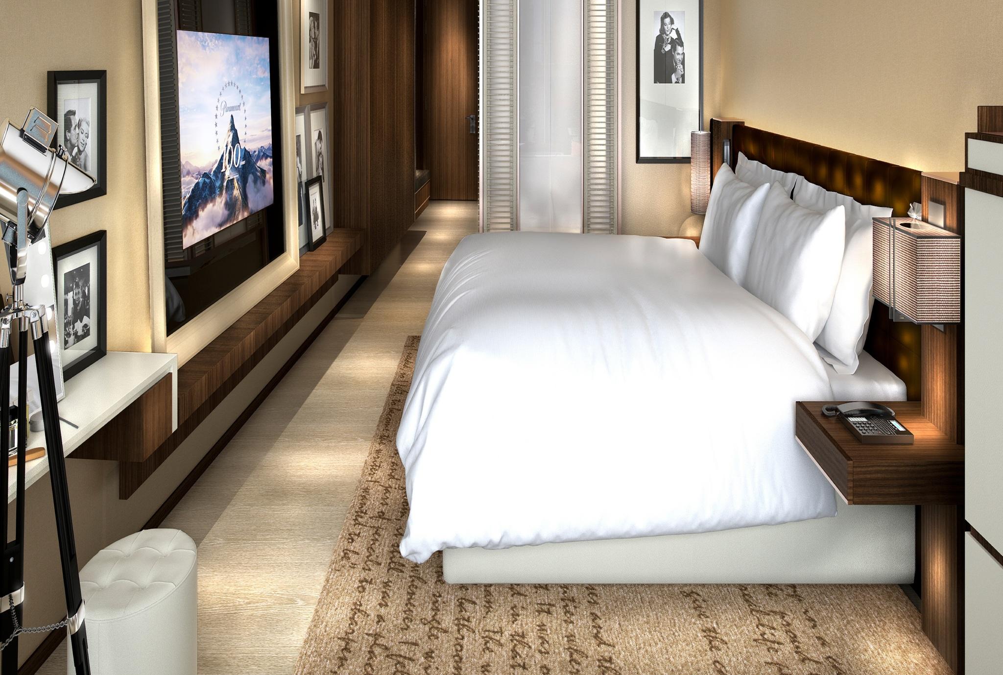 فندق باراماونت الراقي يستعد لإفتتاح أبوابه في الخليج التجاري دبي