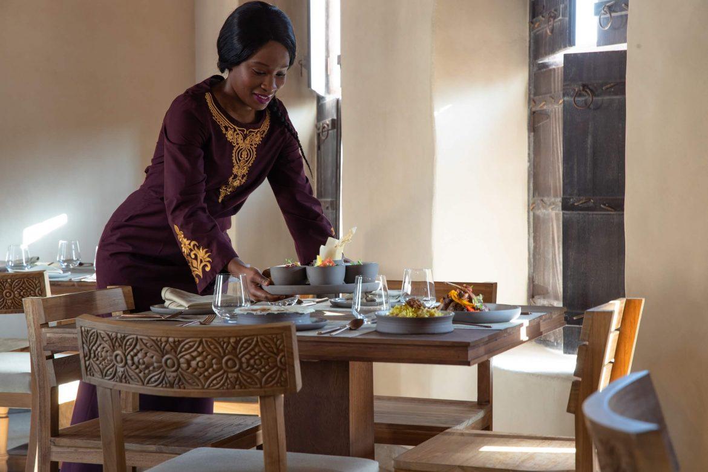 مطعم سبعة يقدم تجربة ضيافة عربية إحتفاءاً بشهر رمضان 2019