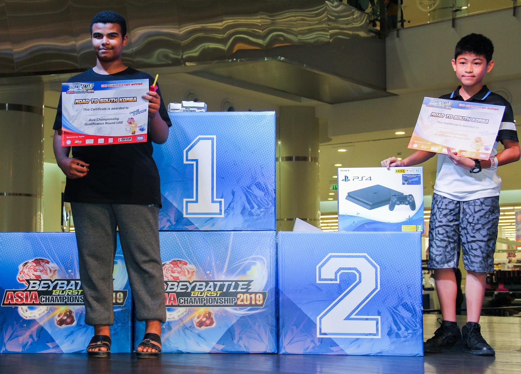 بوادي مول تستضيف الجولة التأهيلية للبطولة الآسيوية باي باتل برست رود 2019