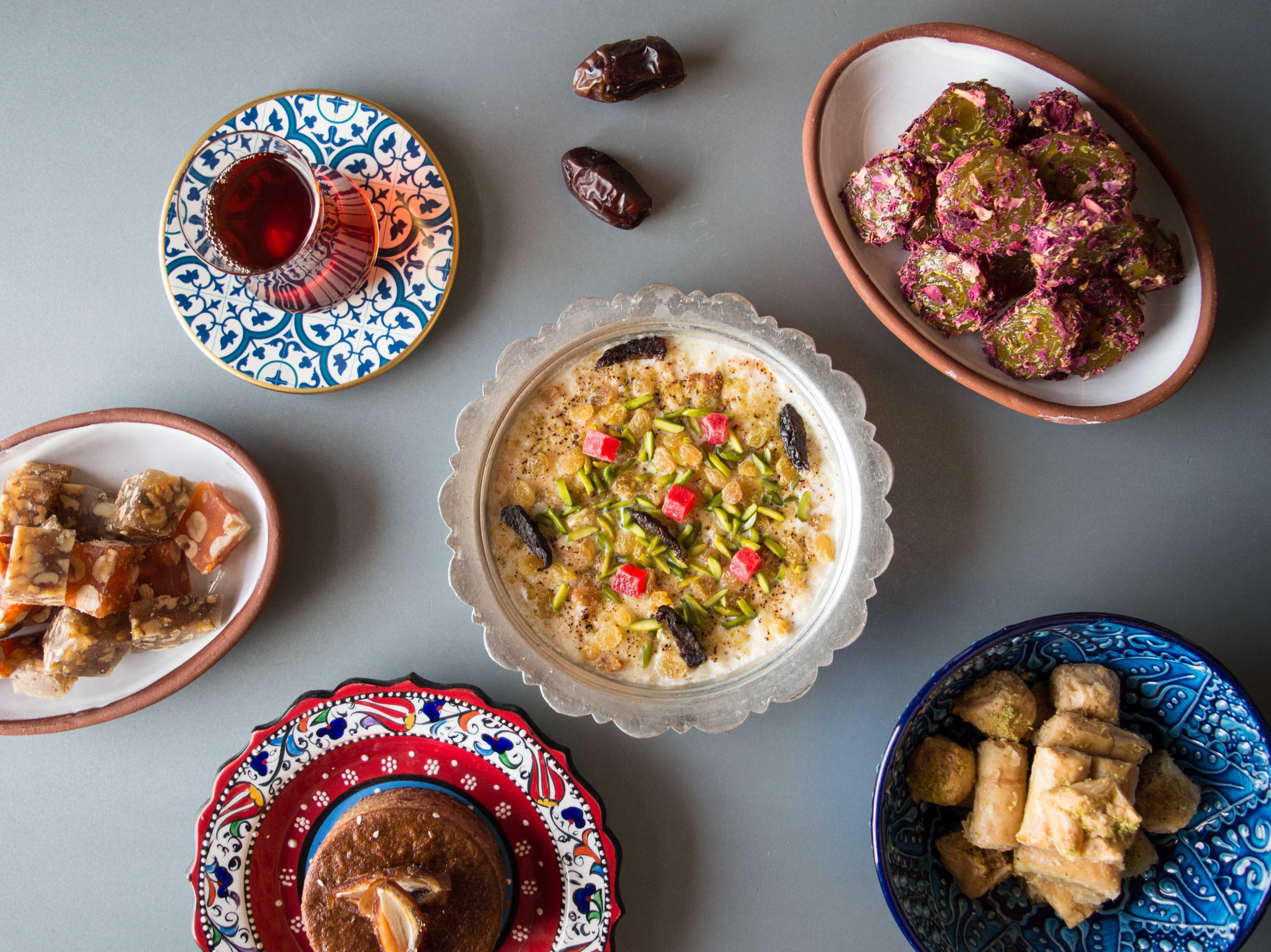 عروض مطاعم ومقاهي شيراتون دبي مول الإمارات خلال رمضان 2019