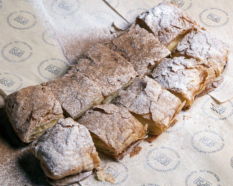 مطعم أوبسو للمأكولات اليونانية الأصيلة يفتتح أبوابه في دبي مول