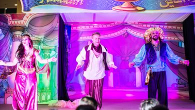 صورة ابن بطوطة مول ينظم العديد من الأنشطة الترفيهية إحتفالاً بالعيد