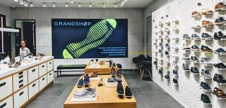 ef0164571 متجر كول هان للأحذية الفاخرة. افتتاح فروع جديدة من المحلات و العلامات  التجارية في مارينا مول أبوظبي