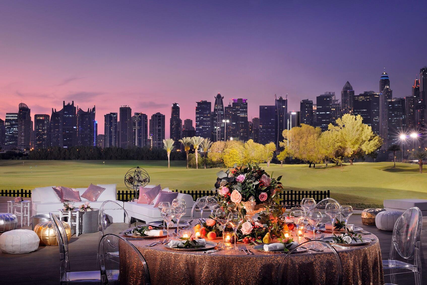 أفضل 12 وجهة مميزة لاستضافة المناسبات والفعاليات في دبي
