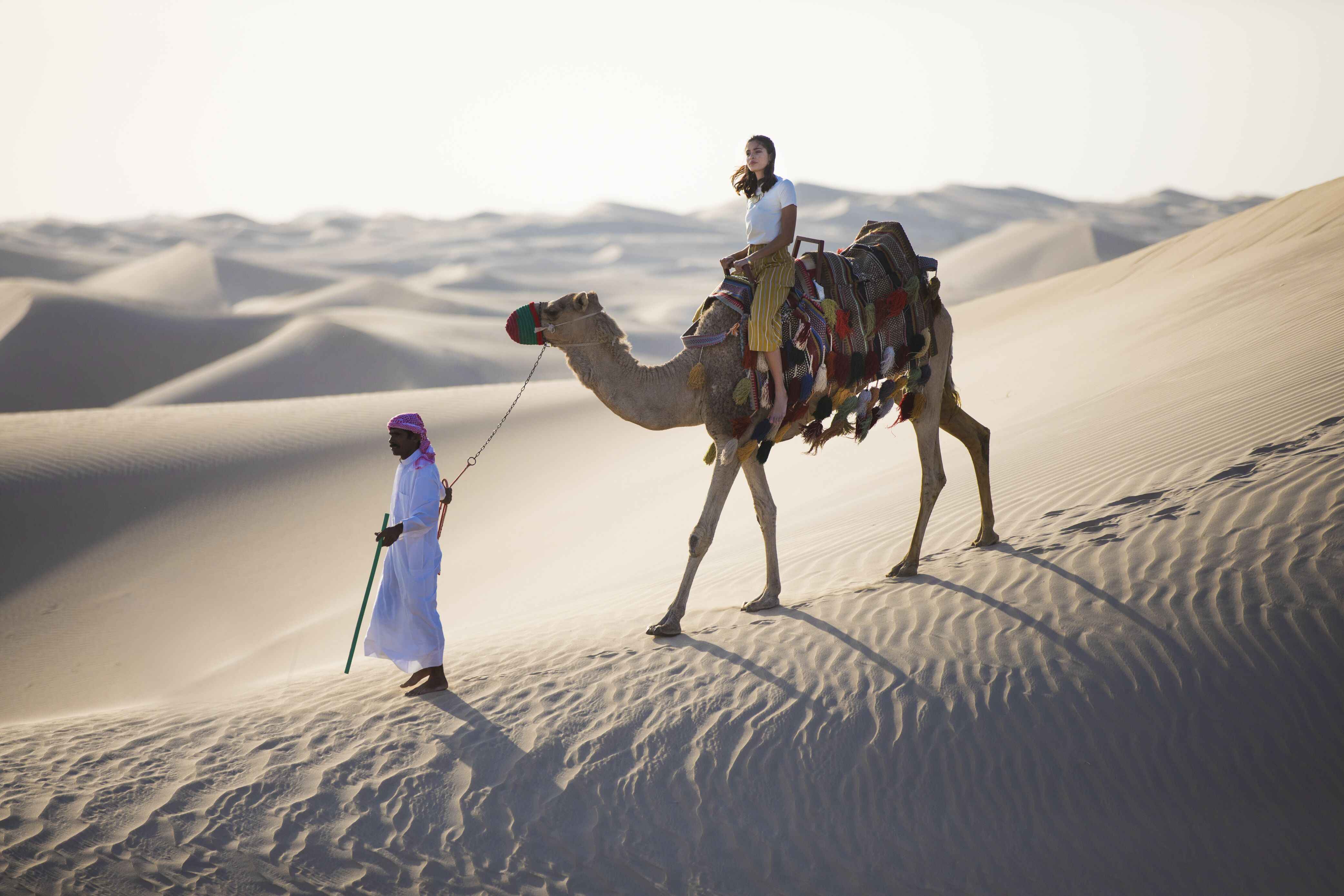 تاليس سبا أحدث ملاذ صحة و عافية إستثنائي في قلب صحراء أبوظبي