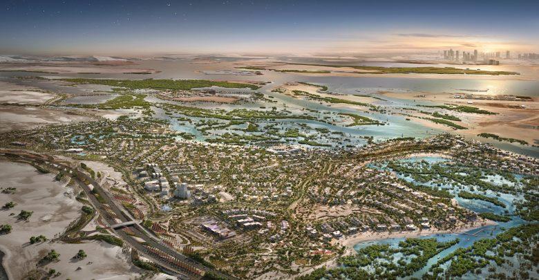 إنطلاق العمل في البنية التحتيّة لمشروع جزيرة الجبيل أبوظبي