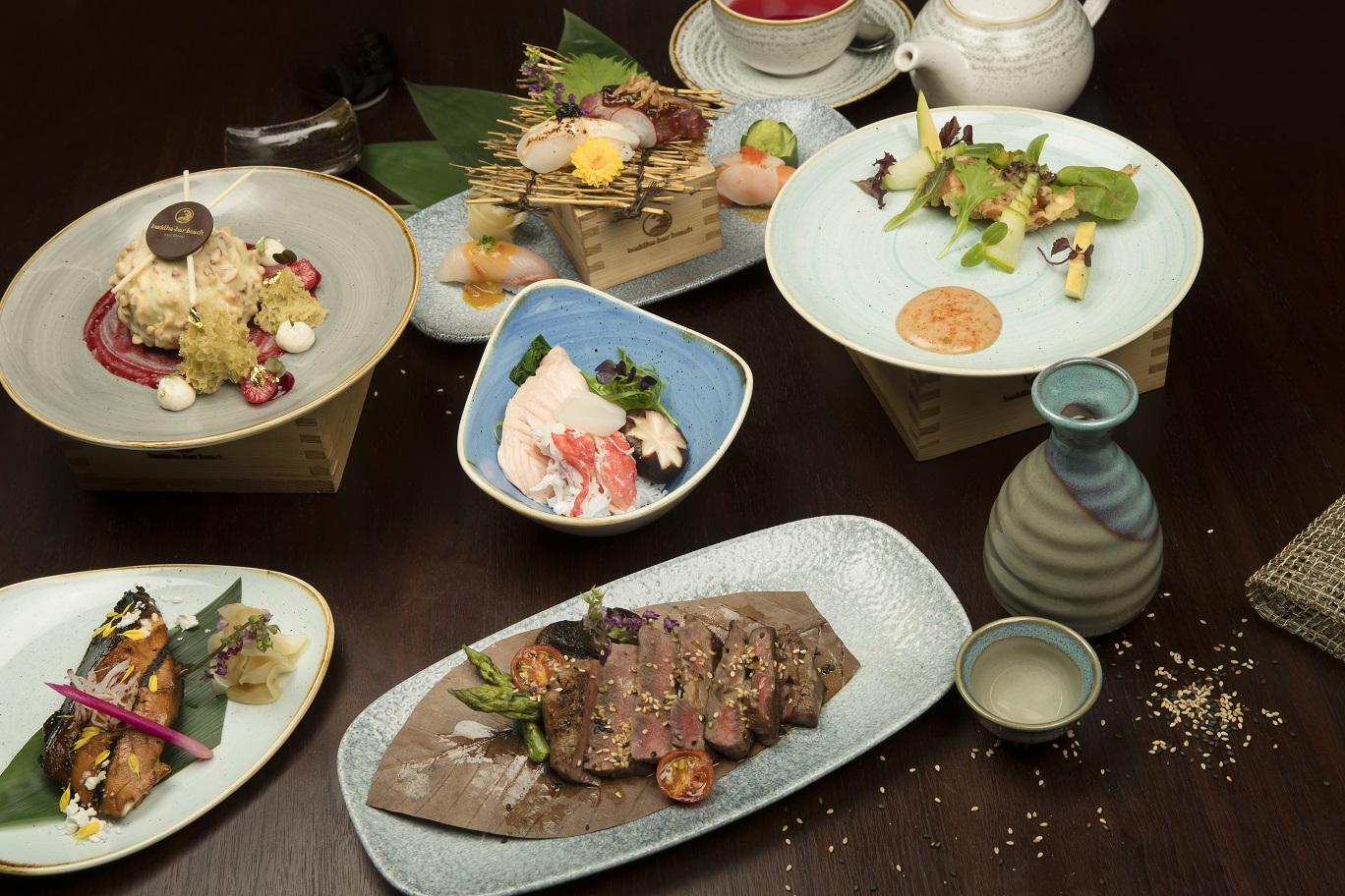 بودا-بار بيتش يقدم أفضل وجبة في العالم طوال شهر مايو 2019