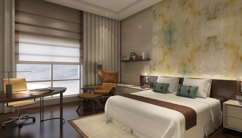 فندق جرايتون ذو الأربع نجوم يستعد لإفتتاح أبوابه في بر دبي