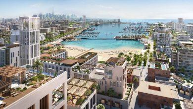 صورة احدث المعالم المدهشة في المشروع المرتقب ميناء راشد في دبي